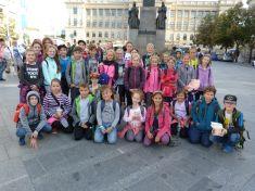 Vlativědná exkurze v Praze