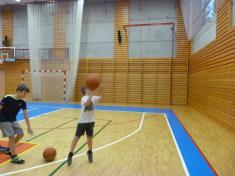 2. oddělení - sportovní aktivity