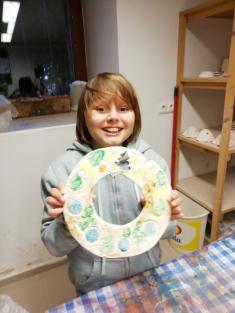 Keramika ve školním roce 2019/2020
