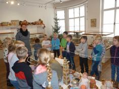 Vánoční dílničky - muzeum