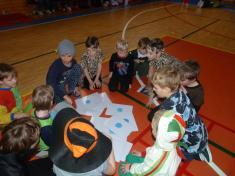 Dětský pyžamový karneval