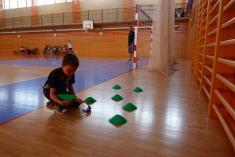Projektový den pohybové hry - fotbal